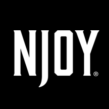 Njoy_logo_reverse_white_blkbg